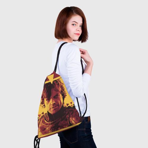 Рюкзак-мешок 3D  Фото 02, Тирион