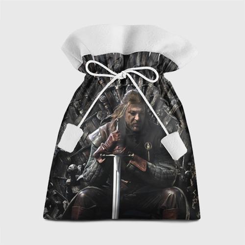 Подарочный 3D мешок Эддард Старк