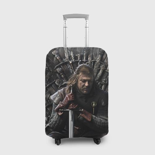 Чехол для чемодана 3D  Фото 01, Эддард Старк