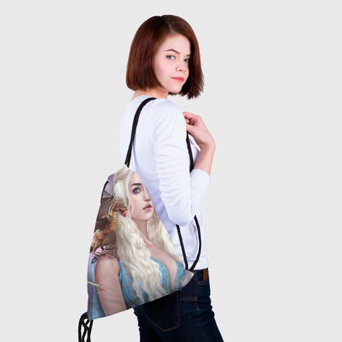 Рюкзак-мешок 3D  Фото 02, Бурерожденная