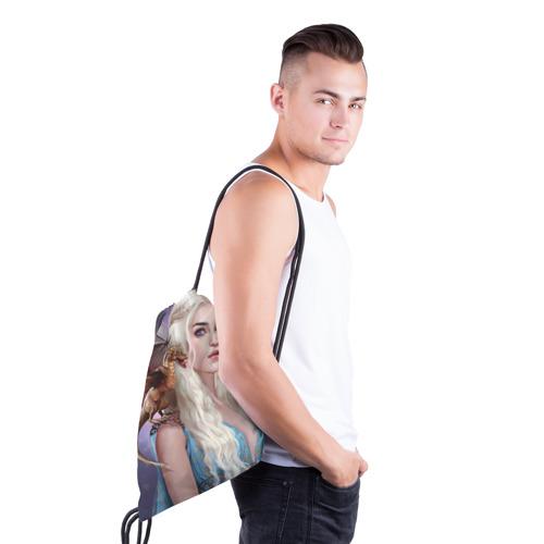 Рюкзак-мешок 3D  Фото 03, Бурерожденная