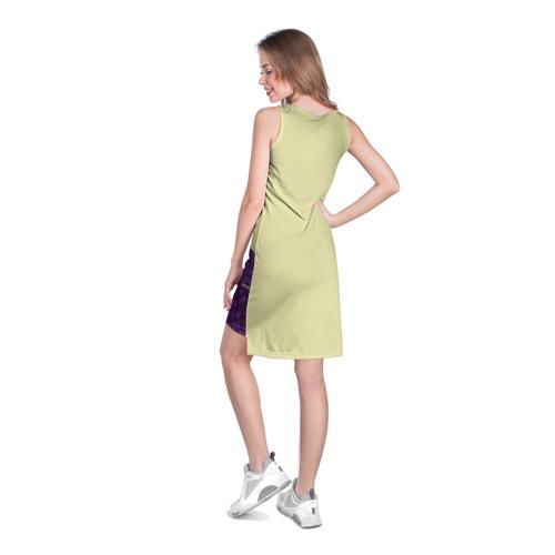 Платье-майка 3D  Фото 04, Джон Сноу