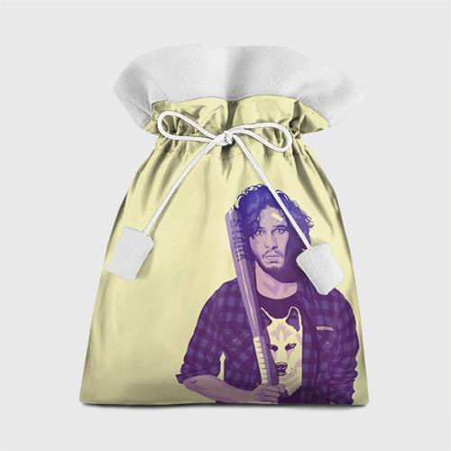 Подарочный 3D мешок Джон Сноу