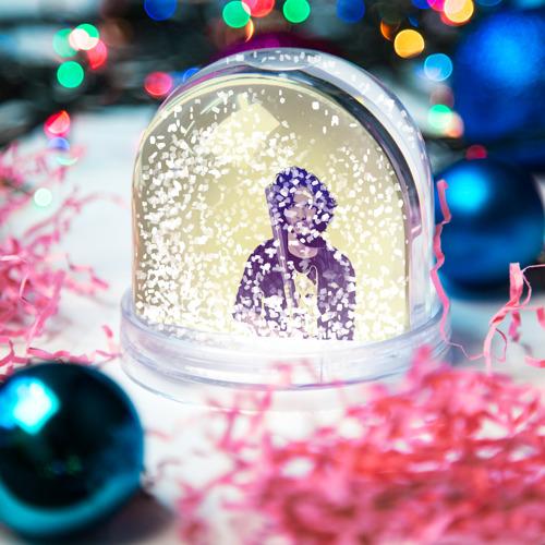 Водяной шар со снегом  Фото 04, Джон Сноу