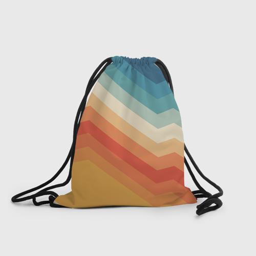 Рюкзак-мешок 3D Полосы Фото 01