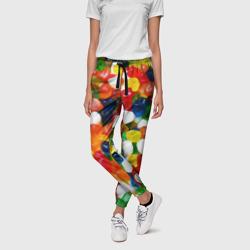 Женские брюки 3DМармелад