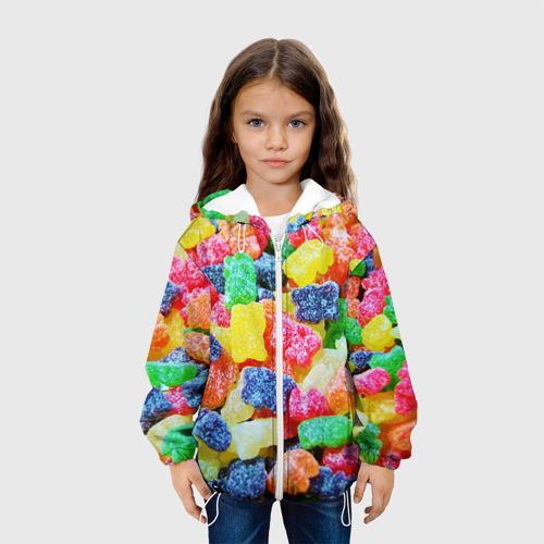 Детская куртка 3D  Фото 04, Мармеладные мишки