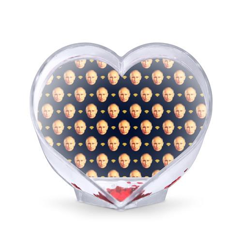 Сувенир Сердце Сувенир Сердце Путин от Всемайки
