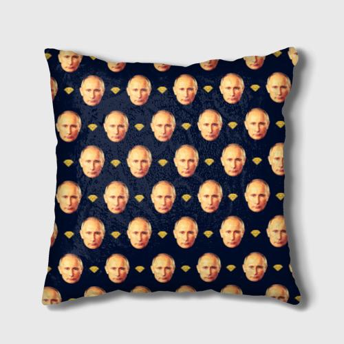 Подушка 3D Путин Фото 01