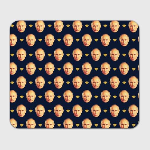 Коврик для мышки прямоугольный Путин Фото 01