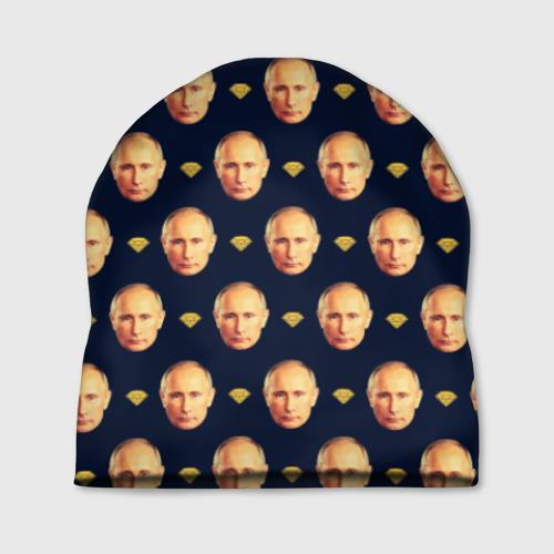 Шапка 3D Путин