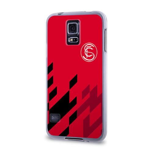 Чехол для Samsung Galaxy S5 силиконовый  Фото 03, Севилья