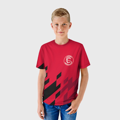 Детская футболка 3D Севилья