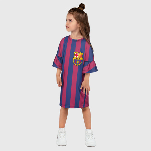 Детское платье 3D  Фото 03, Xavi