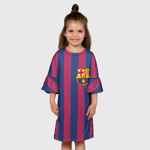 Детское платье 3D  Фото 01, Suarez