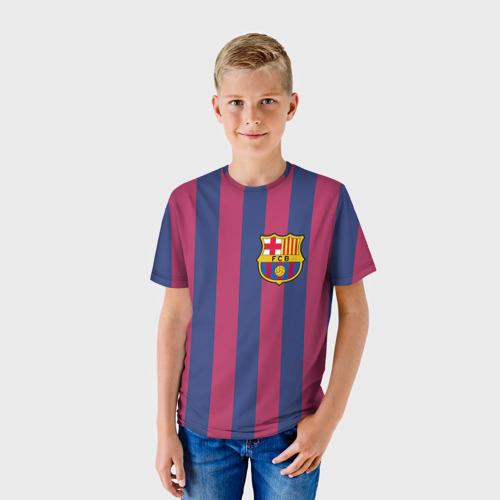 Детская футболка 3D Suarez