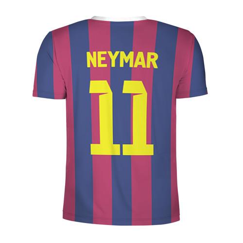Мужская футболка 3D спортивная  Фото 02, Neymar