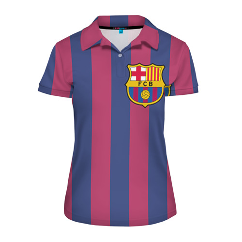 Женская рубашка поло 3D Neymar