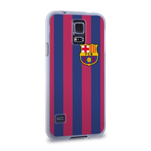 Чехол для Samsung Galaxy S5 силиконовый  Фото 02, Messi