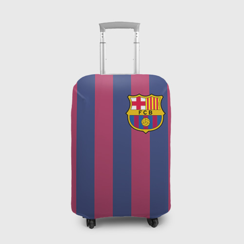 Чехол для чемодана 3D Messi