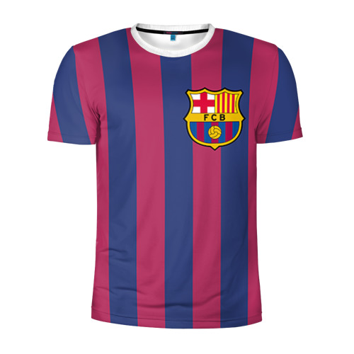 Мужская футболка 3D спортивная Messi
