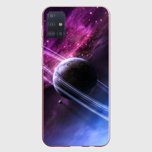 Чехол для Samsung A51 Космос Фото 01