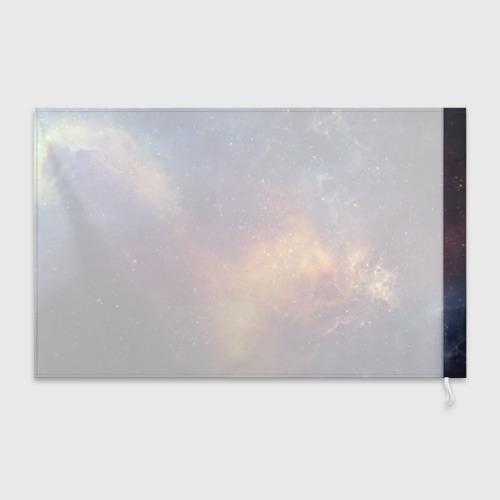 Флаг 3D Космос Фото 01