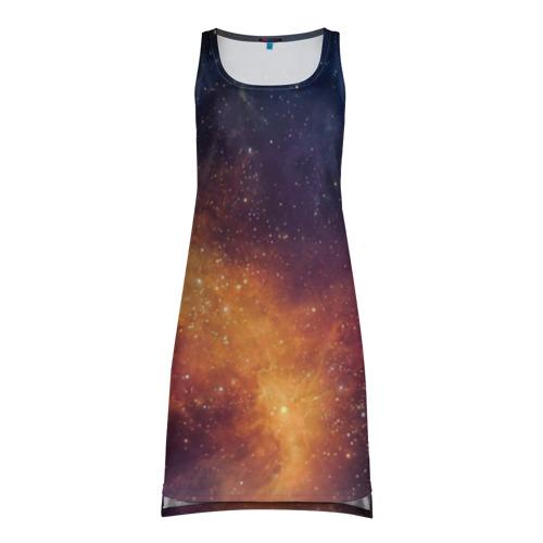 Платье-майка 3D Космос