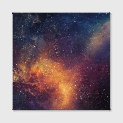 Холст квадратный Космос Фото 01