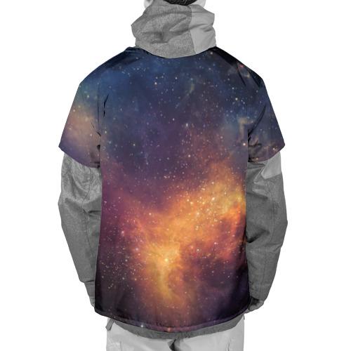 Накидка на куртку 3D Космос Фото 01