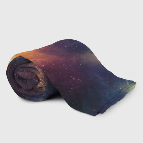 Плед 3D Космос
