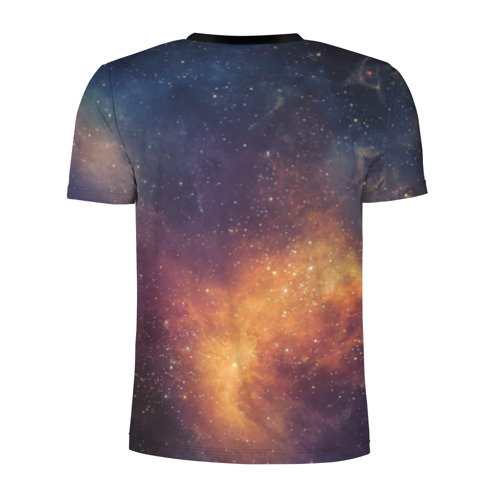 Мужская футболка 3D спортивная Космос Фото 01