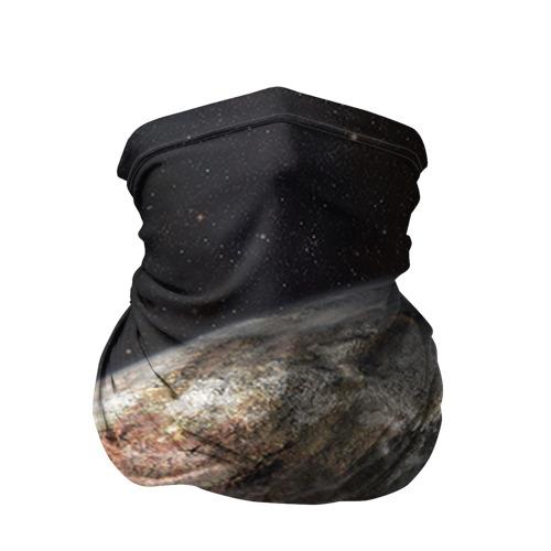 Бандана-труба 3D Плутон