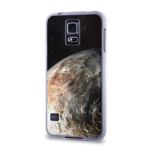 Чехол для Samsung Galaxy S5 силиконовый  Фото 03, Плутон