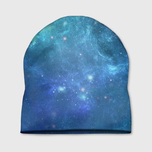 Шапка 3D Космос