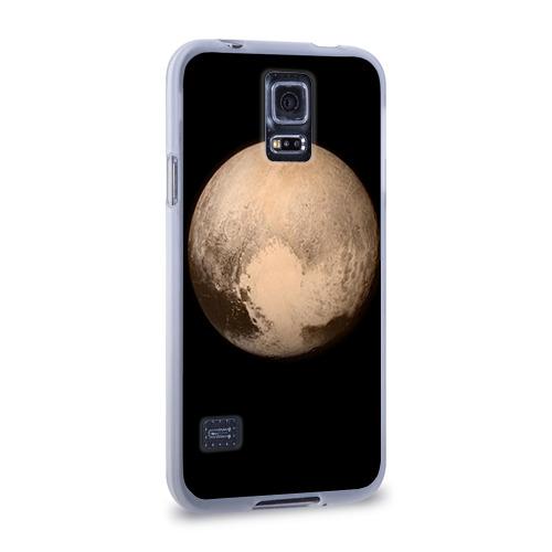 Чехол для Samsung Galaxy S5 силиконовый  Фото 02, Плутон