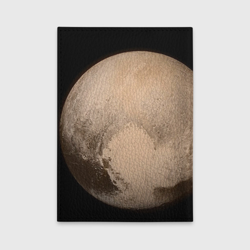 Обложка для автодокументов  Фото 02, Плутон
