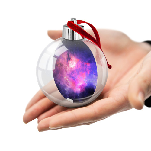 Ёлочный шар  Фото 02, Космос