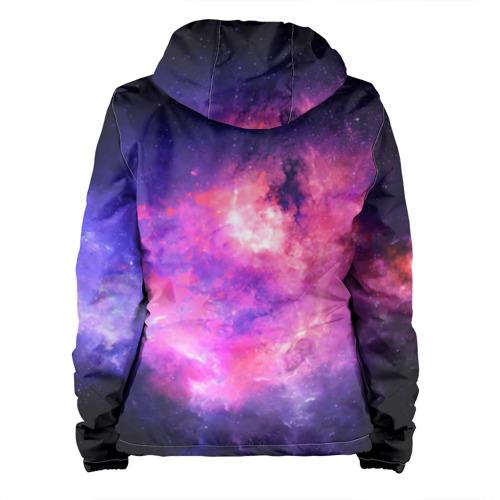 Женская куртка 3D Космос Фото 01