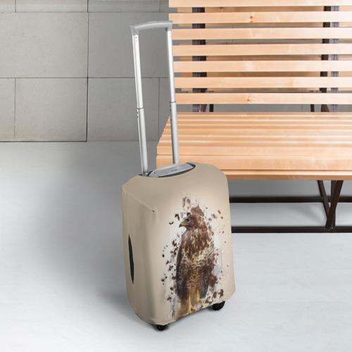 Чехол для чемодана 3D  Фото 03, Птица