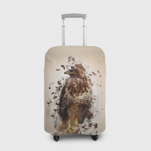 Чехол для чемодана 3D  Фото 01, Птица