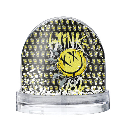 Водяной шар со снегом Blink 182