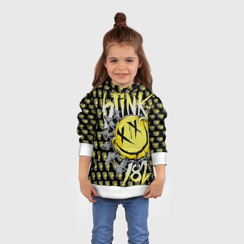 Детская толстовка 3D Blink 182