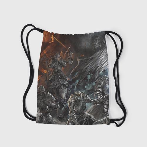 Рюкзак-мешок 3D Wild hunt Фото 01