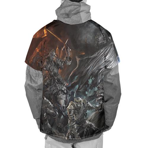 Накидка на куртку 3D Wild hunt Фото 01