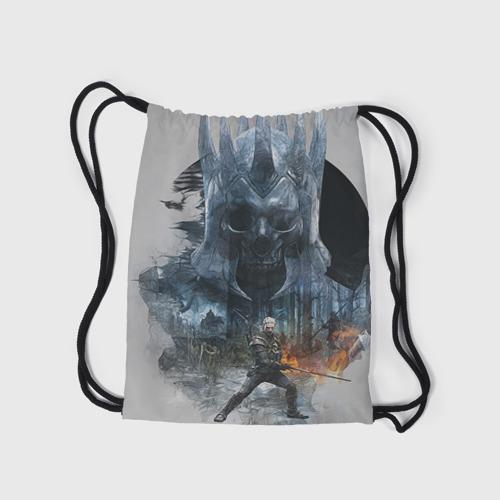 Рюкзак-мешок 3D Witcher Фото 01