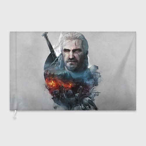 Флаг 3D  Фото 03, Witcher