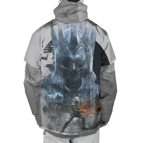 Накидка на куртку 3D Witcher Фото 01