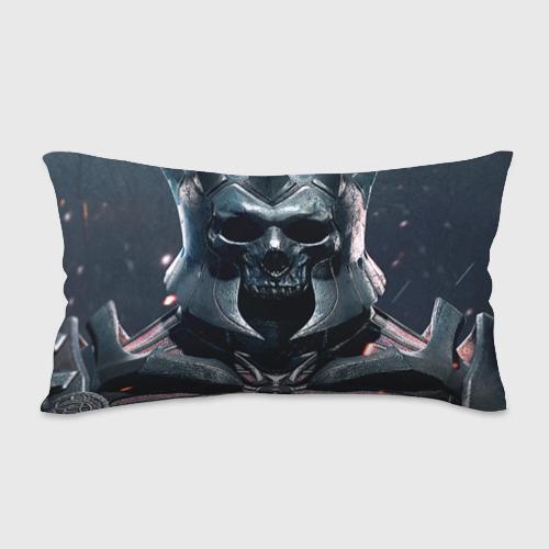 Подушка 3D антистресс Волк Фото 01