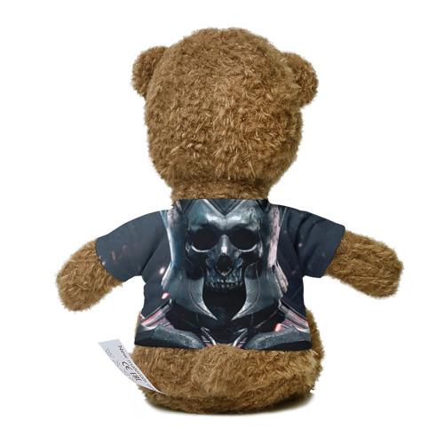 Миша в футболке 3D Волк Фото 01